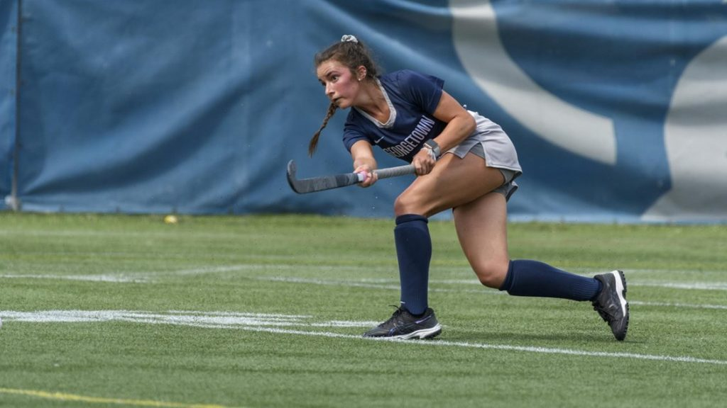 Field Hockey Looks To Start Big East Play With A Bang