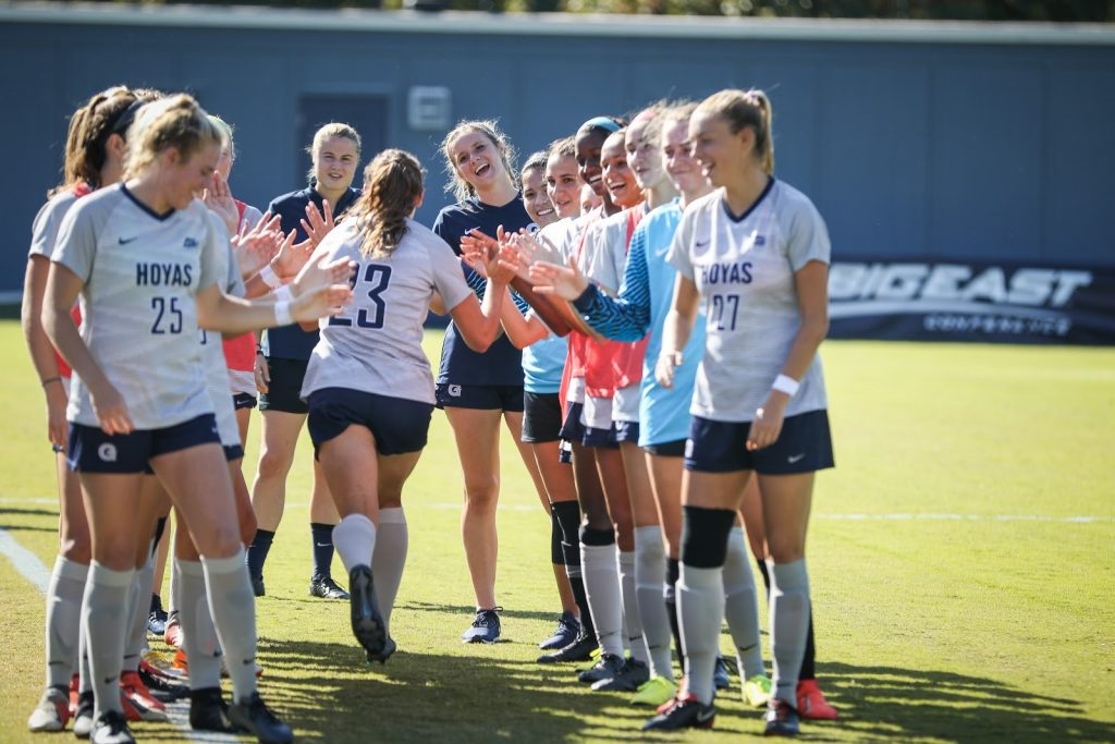 No. 12 Women's Soccer Gets Ready To Start Big East Play At Home