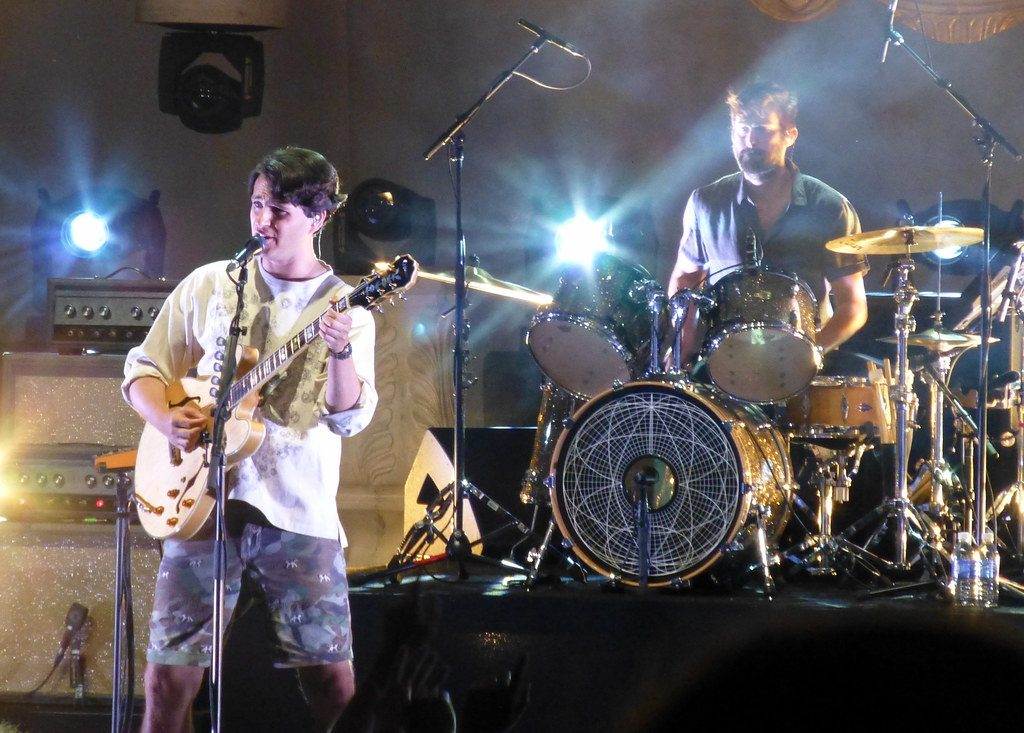 Concert Review: Vampire Weekend, Aug. 29, Merriweather Post Pavilion