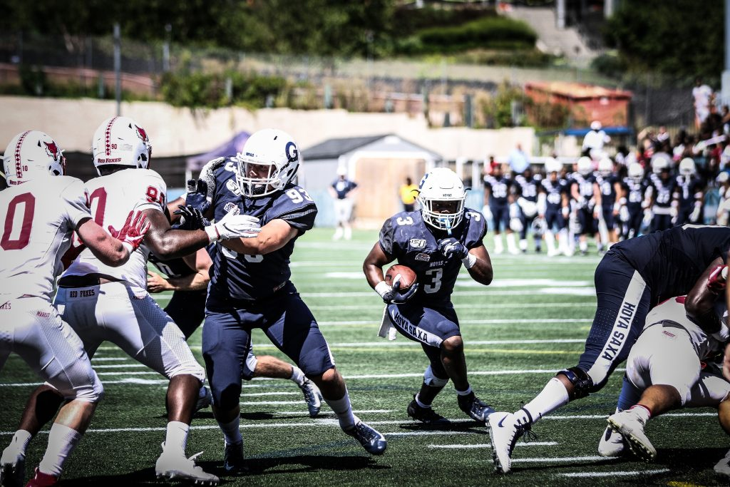 Football Continues Hot Streak with Clutch Victory Over Cornell