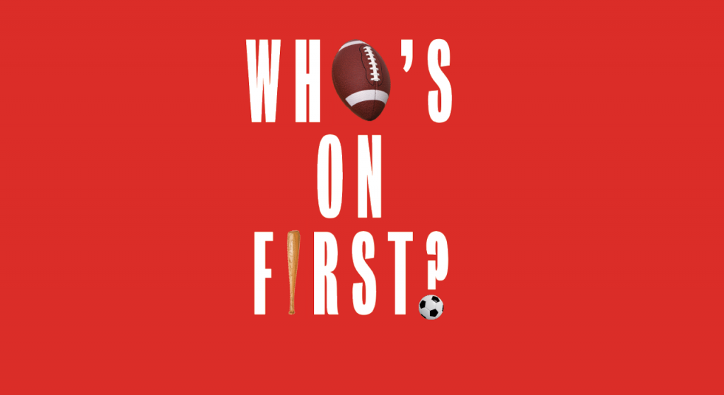 Who's on First? Episode 1: Baseball