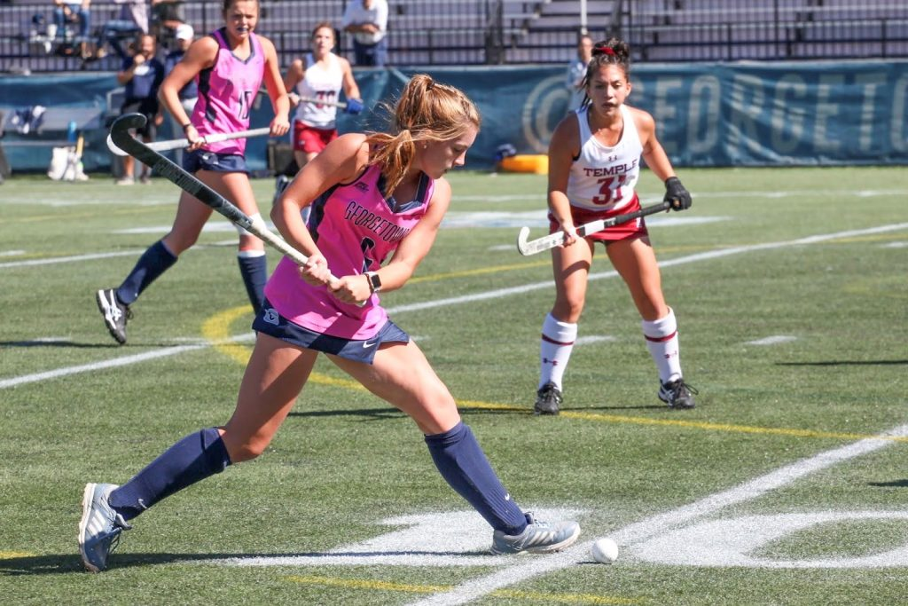 Field Hockey Downed By Saint Francis In Third Straight Overtime Loss