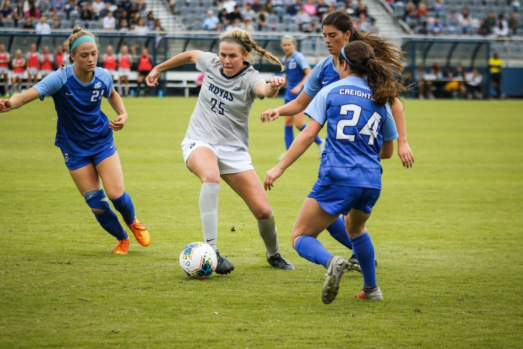 Women's Soccer Faces Stiff Test in Road Battle Against Butler