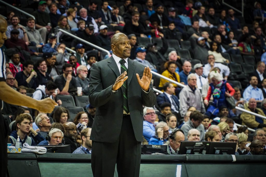 Standing Out: Ewing Hopes to Avoid Fates of Other NBA Greats Turned Coaches
