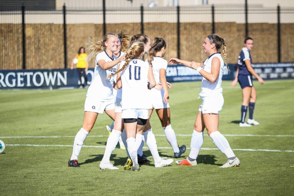 Women' Soccer Returns to the Big East Championship