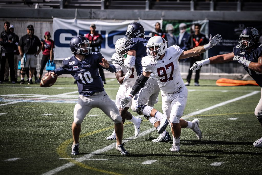 Fourth Quarter Collapse Dooms Football in Loss at Bucknell