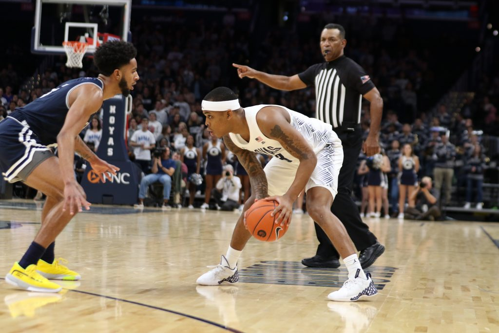"""They Woke Up"" – Men's Basketball Uses Press to Avoid Disaster in Opener"