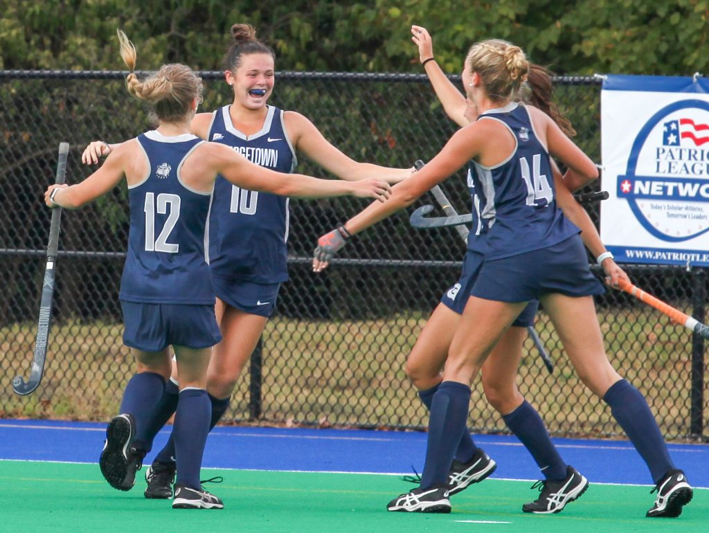 Field Hockey Finishes 6-13 On The Season