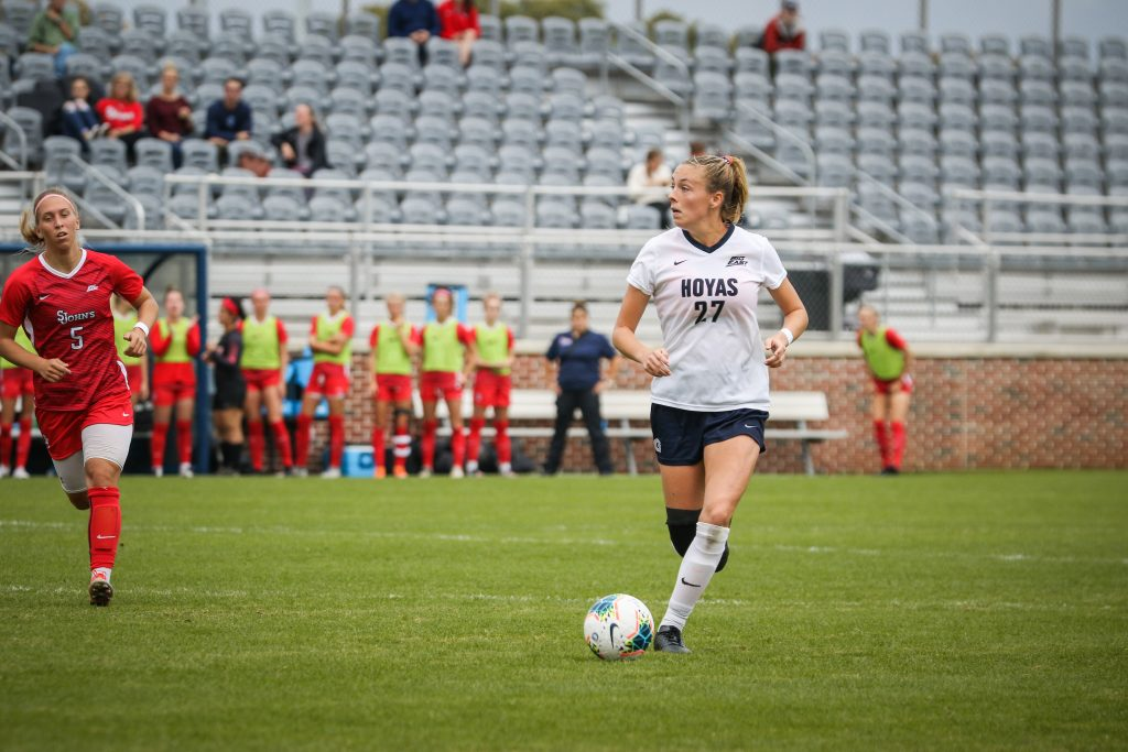 No. 25 Women's Soccer Gears up for 2019 NCAA Tournament