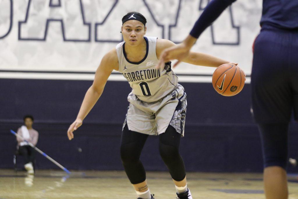 After a Slow Start, Women's Basketball Takes Down Loyola Marymount