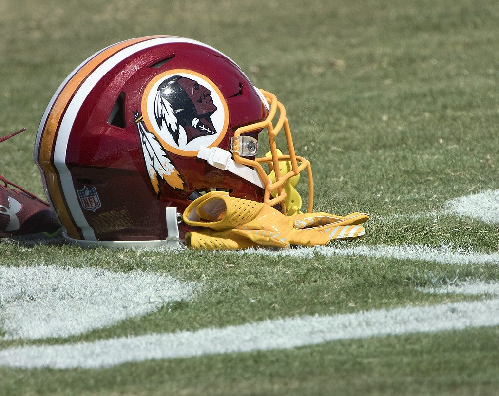 Rebrand the Washington Redskins