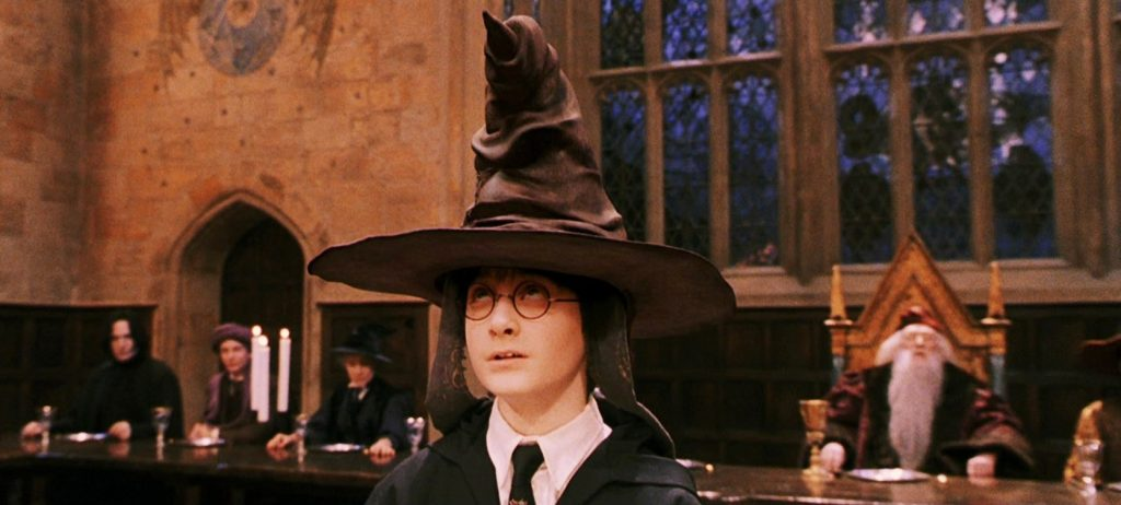 Quiz: What's Your Hogwarts House Based On Your Georgetown Opinions?