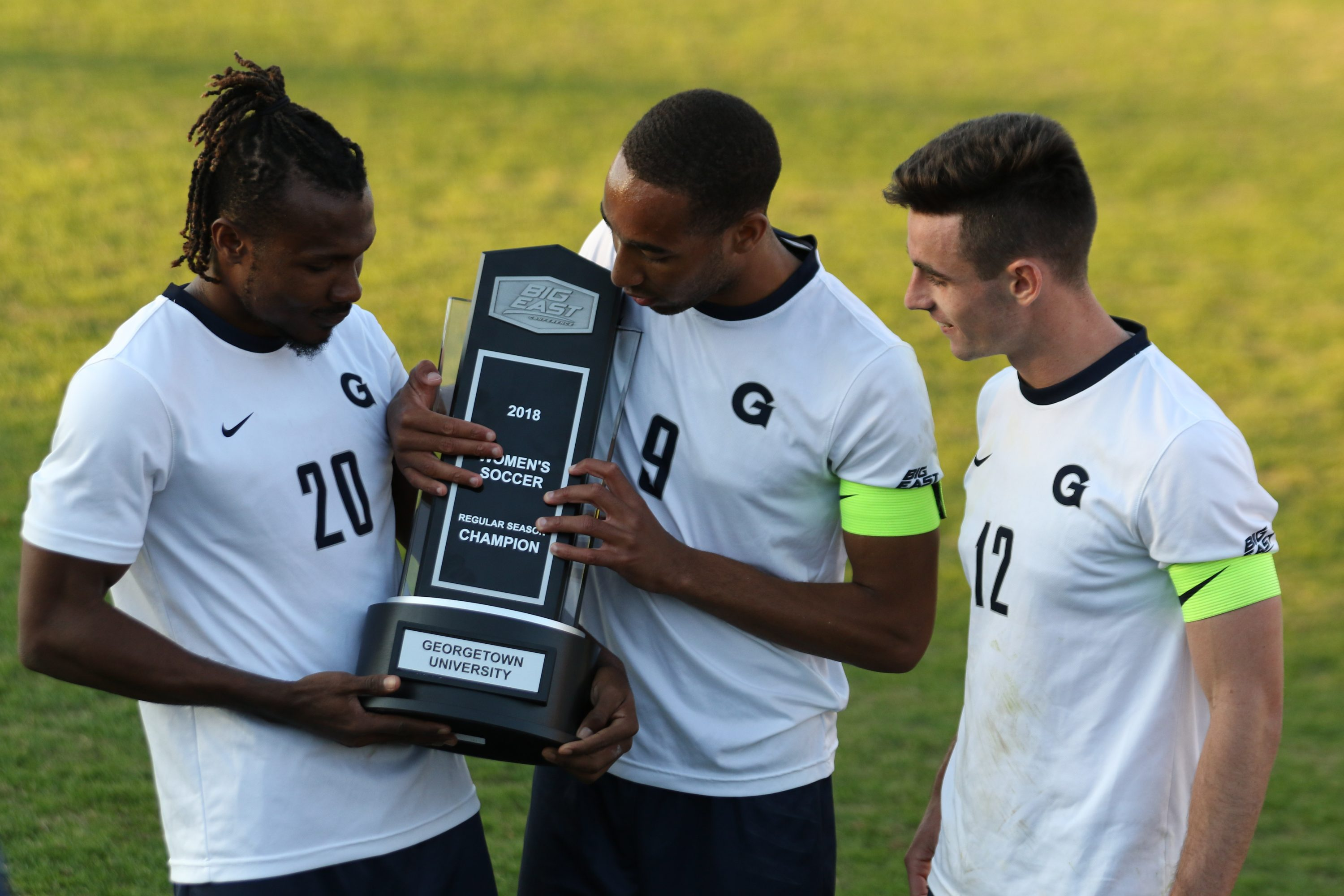 Mens soccer looks to repeat as Big East Tournament