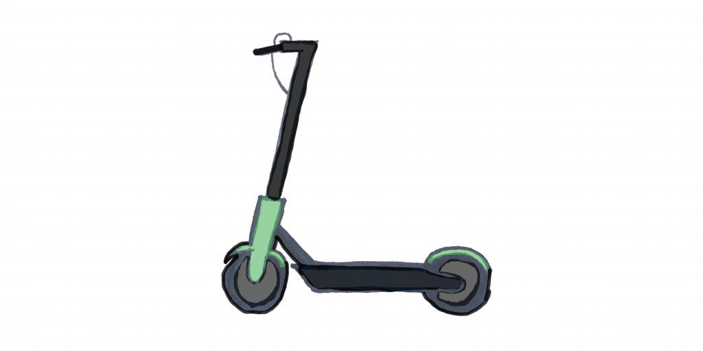 Carrying On: The Hidden Cost of E-Scooters