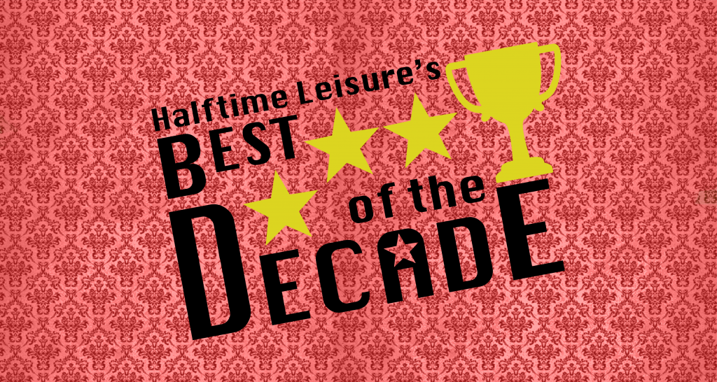 Best of the Decade: Albums