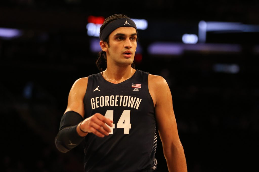 Orange Crush: Georgetown beats Syracuse on the back of 31 free throw attempts