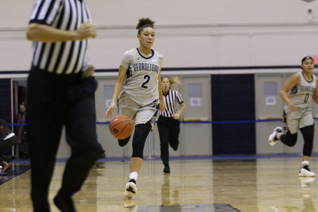 Women's Basketball Tops UMES to Close Out Non-Conference Play