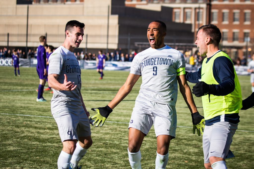 3-seed Men's Soccer Takes on Stanford at the College Cup