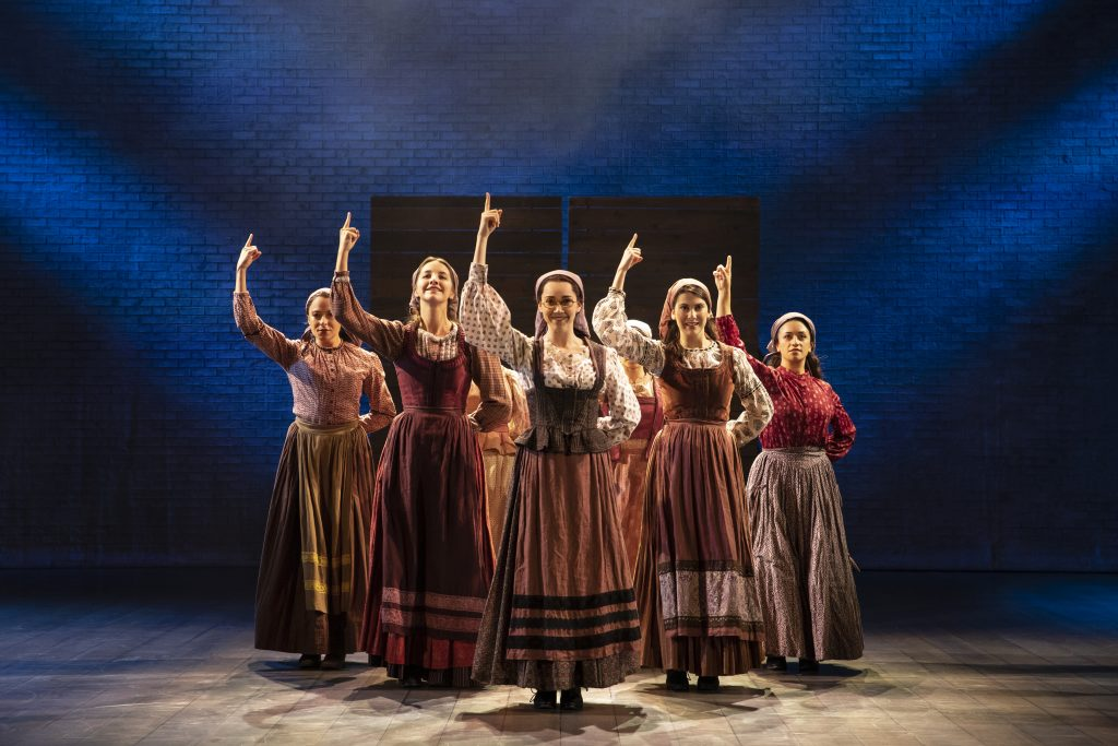 <i>Fiddler</i> on the Capital: A Perfect Holiday Outing for the Whole Family