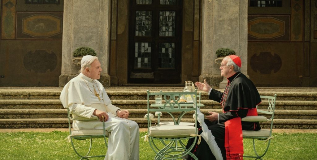 <I>The Two Popes</I>: What You Need To Know Before The Oscars