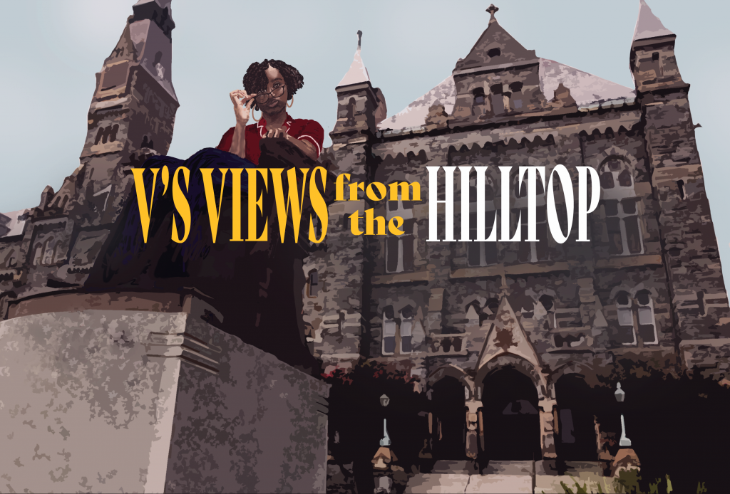 V's Views from the Hilltop: Episode 1