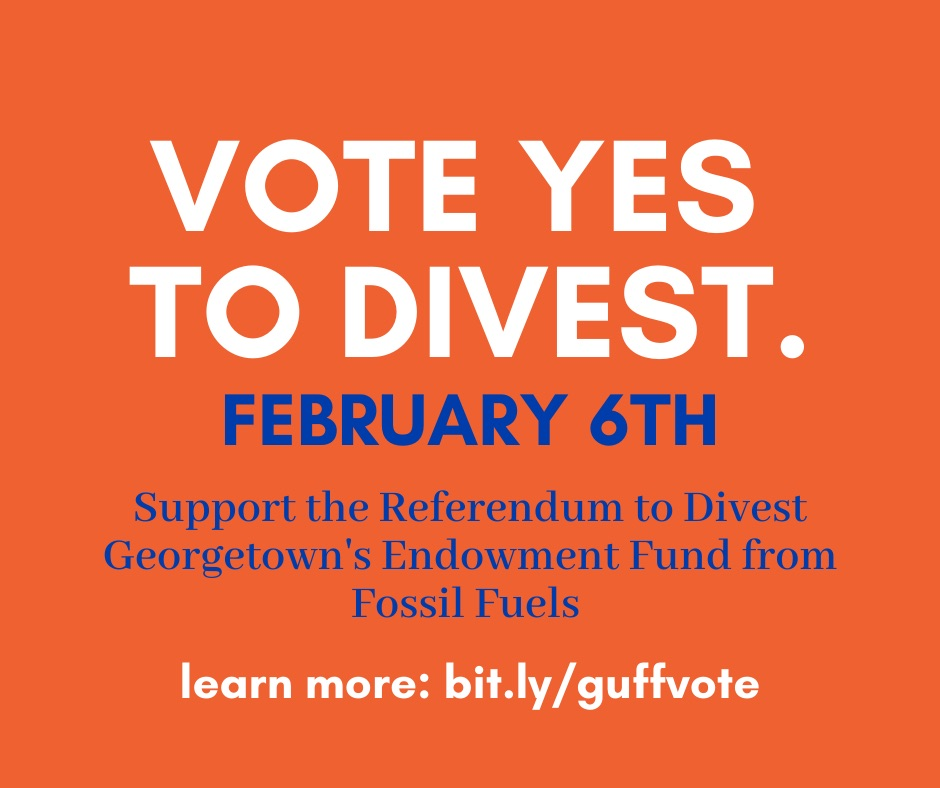 Vote Yes to Divest