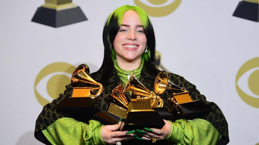 """No Time to Die"" proves Billie Eilish isn't going anywhere"