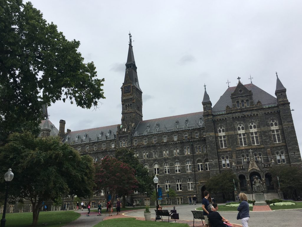 QUIZ: What Building At Georgetown Are You?