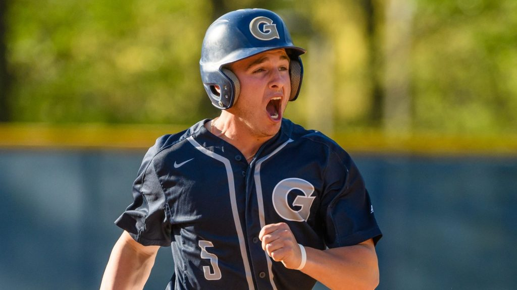 Seven Strong Innings by Weeks Lead Hoyas to Victory Over Maryland Eastern Shore