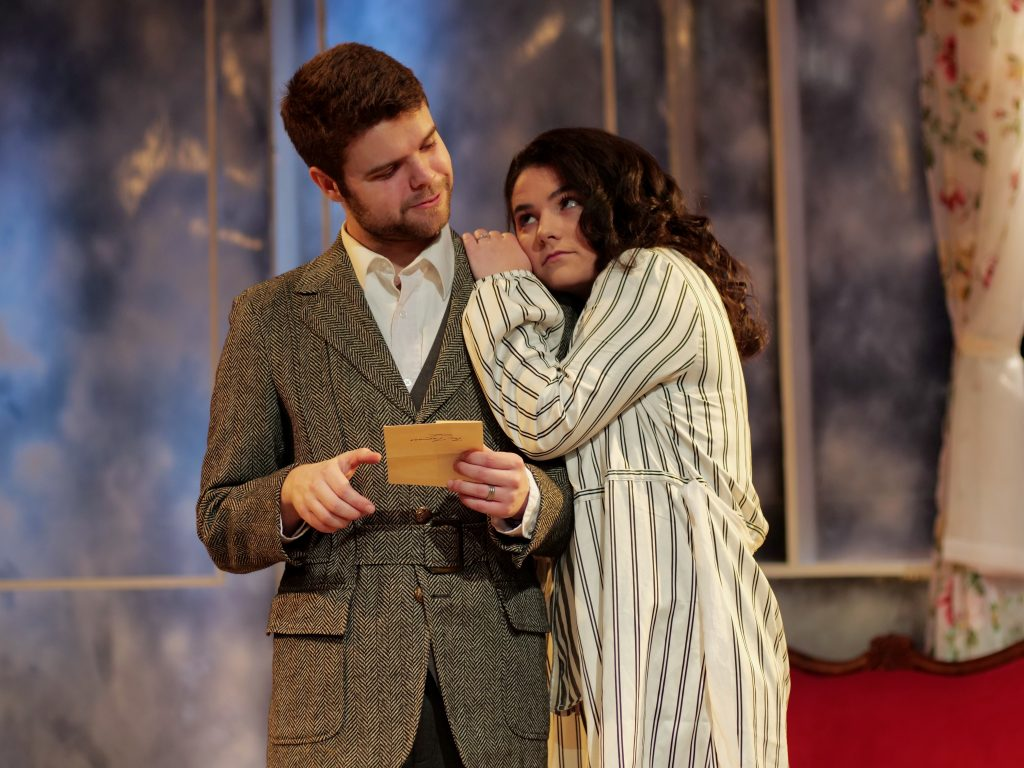 Mask and Bauble's <i>Hedda Gabler</i> is a Gripping Tale of Love and Power