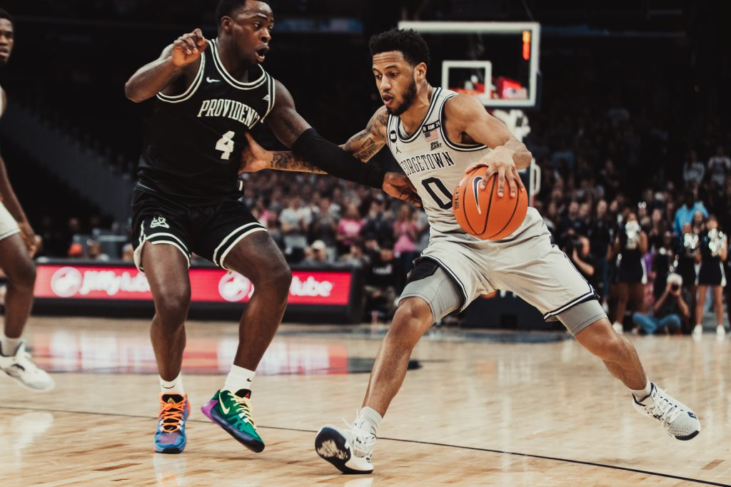 Men's Basketball Falters in Second Half against Providence
