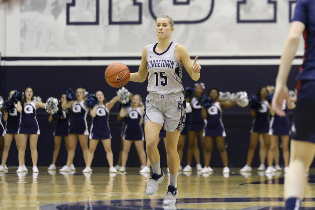Despite Heavy Losses, Women's Basketball Looks to Keep Competing
