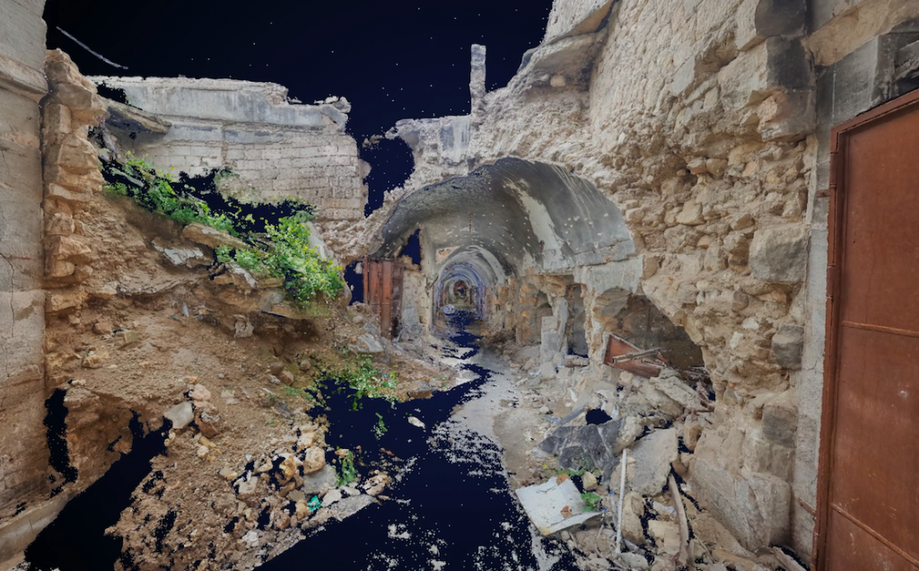 <i>Age Old Cities</i> Transforms Destroyed Past into a Haunting Virtual Journey