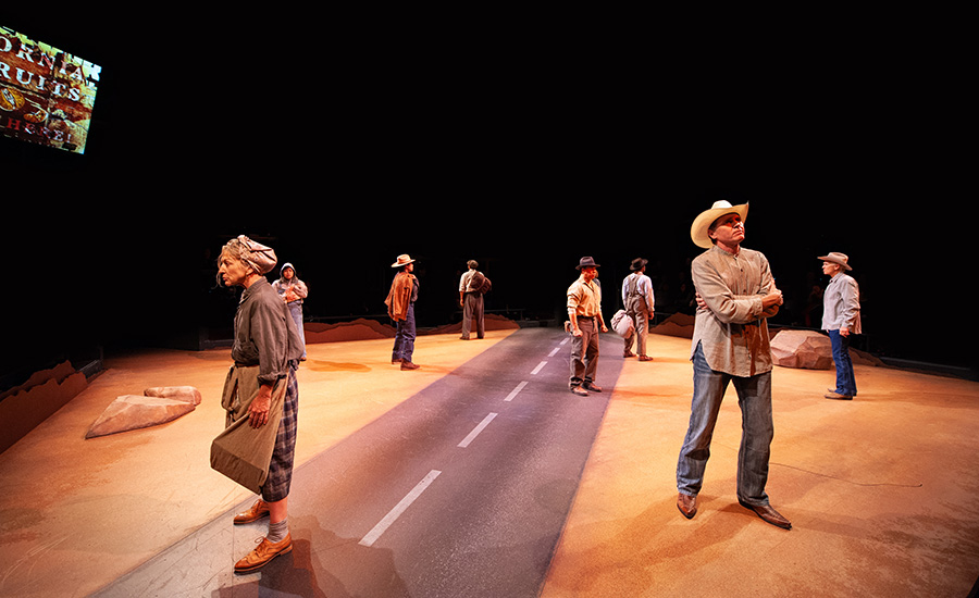 Histories Collide in <i>Mother Road</i> at Arena Stage