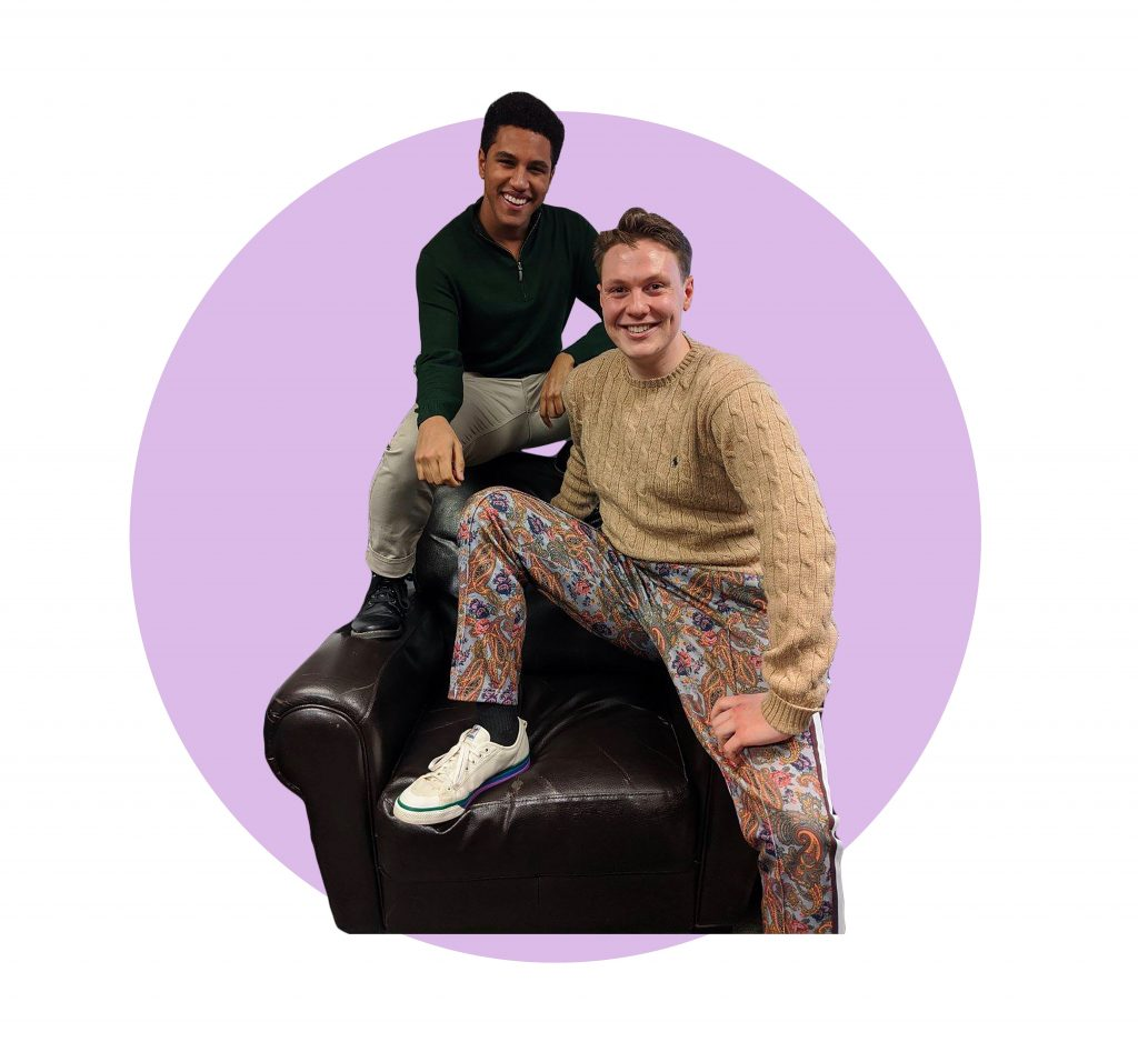 On the Record: GUSA Candidates Nico Ferretti and Bryce Badger