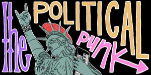 statue of liberty, music, punk