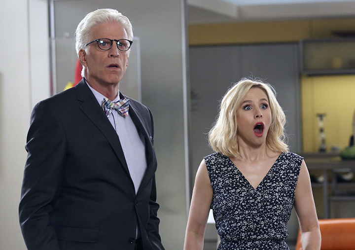 Grateful For <i>The Good Place</i>