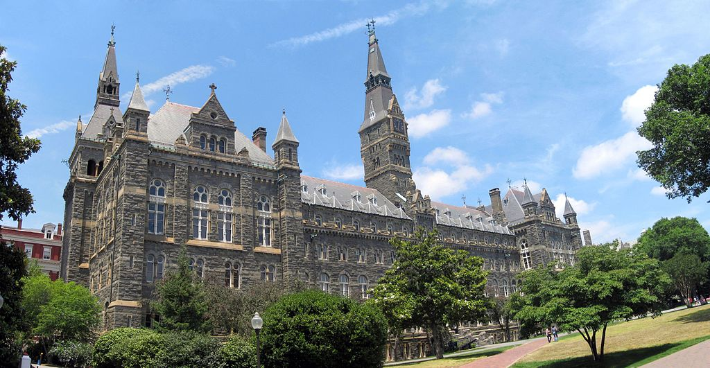 Graduate student files class action lawsuit against Georgetown, is denied