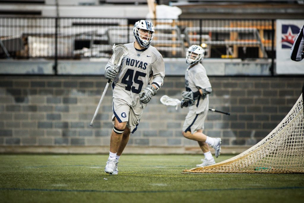 No. 12 Men's Lacrosse Routs Towson 16-4 To Remain Undefeated